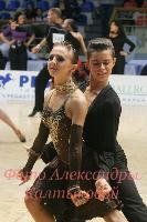 Dmitriy Bayanov & Alina Dichka at