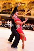 Kai Widdrington & Michelle Mutuleasa at