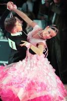 Oleksiy Bonkovskyy & Karina Vildman at