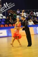 German Afonov & Mariya Bozhevskaya at