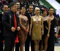 Yigit Dündar & Olena Vlasyuk at