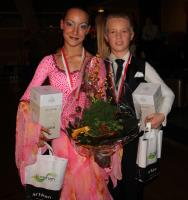 Tore Lund & Nikita Low Kristensen at