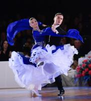Fernando Lareu Magdaleno & Nicole Palagashvili at