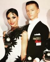 Vladislav Zhigarev & Diana Epeykina at