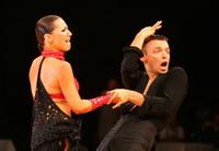 Eugene Katsevman & Maria Manusova at 7th World Games 2005