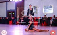 Roman Italyankin & Aleksandra Bokova at