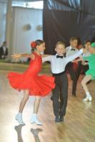 Matvey Sapunkov & Elizaveta Androsyuk at