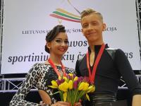 Justas Gedgaudas & Aine Rutkauskaite at