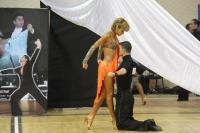 Rezo Robakidze & Anastasia Glukhova at