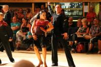 Mitchel Golding & Amy Hossin at