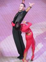 Massimo Arcolin & Laura Zmajkovicova at