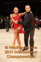 Photo of Salvatore Sinardi & Viktoriya Kharchenko
