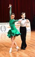 Aleksey Zakharchenko & Anna Vasina at