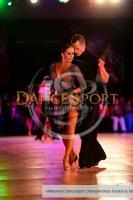 Artur Tarnavskiy & Anastasiya Danilova at