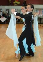 Dmitriy Vorobiev & Kseniya Sovenko at