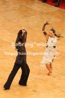 Sergey Sourkov & Agnieszka Melnicka at WDC Asian Open 2011