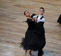 Karol Alwasiak & Natalia Dziedziczak at
