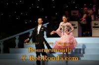 Fedor Isaev & Anna Zudilina at