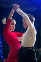 Aleksej Smirnov & Valeriya Pernerovskaya at