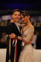 Oleksiy Bonkovskyy & Dariya Tsibulska at