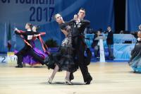 Marco Bodini & Kristina Charitonovaite at