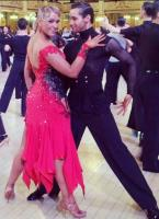 Shaun Mcenery & Justine Jarrold at