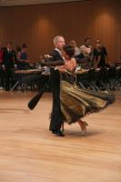 Roland Bock & Ingrid Schüler at