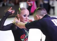 Andrey Prokip & Anastasiya Koroleva at