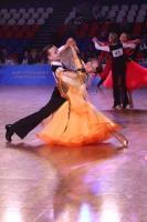 Grigorij Bozhevskij & Stefaniya Shahraj at