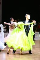 Dmitriy Moroz & Elena Tregub at