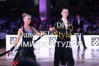 Andrej Volkov & Dana Makarova at