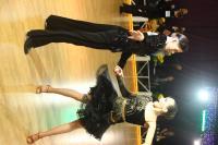 Ilya Dobryak & Valeriya Basha at