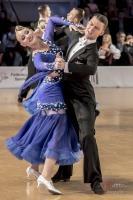 Cezary Szymanski & Ewa Sitarz at