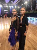Kostyantin Martinovich & Vìktoriya Tarashchenko at