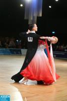 Yuriy Troyanovskiy & Evgeniya Shidlovska at