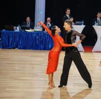 Robert Kwaśniak & Natalia Dziedziczak at