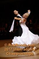 Dusan Dragovic & Liis End at