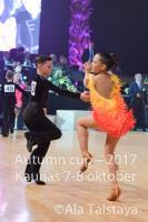 Aivaras Kuoga & Eliza Abdellaoui at