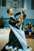 Mihail Yaroshenko & Anna Vasina at