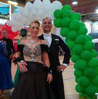 Massimo Alfonsi & Patrizia Ramunno at