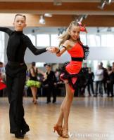 Kyrylo Avtushko & Chiara Rapino at