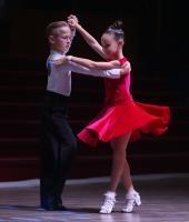 Aleksej Smirnov & Olena Synenko at