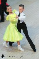 Evan Holmes & Lili Crane at