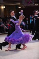 Georgiy Alekseev & Elena Chebotova at