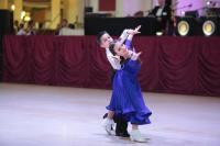 Joshua Bonici & Elizaveta Chelnakova at