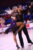 Dmitriy Bayanov & Darya Selezneva at