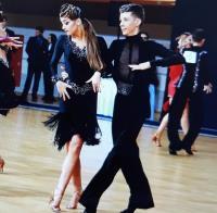 Sergej Erokhin & Darya Malchikova at