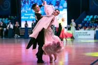 Fedor Salnikov & Sabina Zlobina at