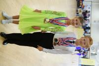 Toni Zarz & Katya Rotar at