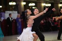 Mykyta Vasylenko & Olivia Agranovich at